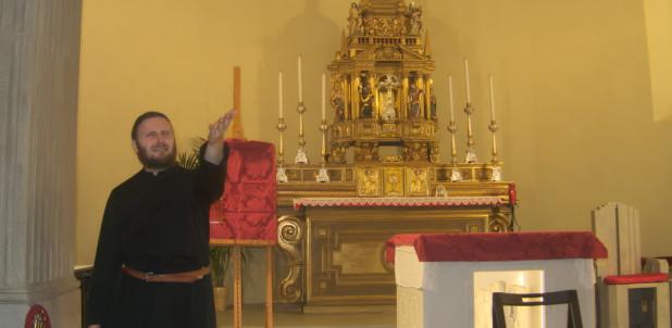 Teatro e arte per ricordare monsignor Aristide Pirovano