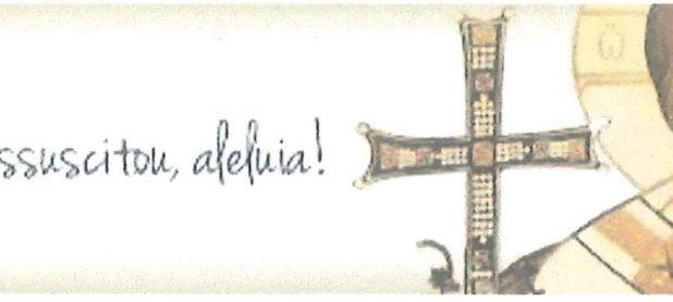 Gli auguri di Pasqua dei bambini di Marituba