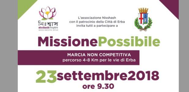 """""""Missione Possibile"""", una domenica diversa per le strade di Erba per fare comunità"""
